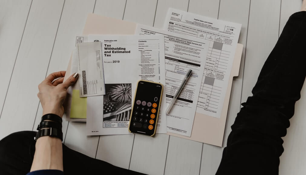 tax withholding and estimated tax